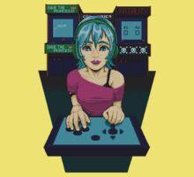 Arcade One Piece - Short Sleeve