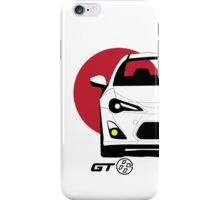 GT86 & FRS iPhone Case/Skin