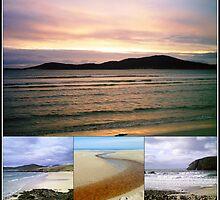 A Western Isles Collage by Kathryn Jones