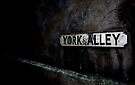 York Alley by Ursula Rodgers