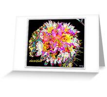 Electrified Greeting Card