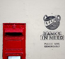 Banks In Need by Ursula Rodgers