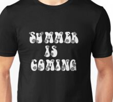 Iskybibblle Products/ Summer is coming White Unisex T-Shirt