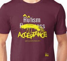 Âûtism Acceptance Unisex T-Shirt