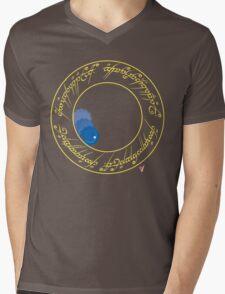 The Hedgehog Mens V-Neck T-Shirt