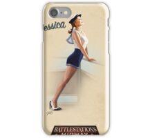 Battlestation Midway, Jessica  iPhone Case/Skin