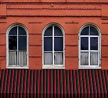Winchesters Windows by Marylee Pope