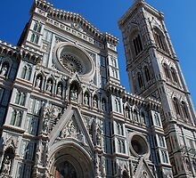 Duomo in Florence, Tuscany by jojobob