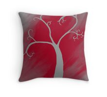 The Wind May Blow Throw Pillow