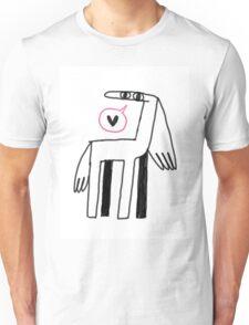 """""""lovely horse"""" Unisex T-Shirt"""