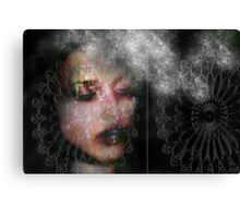 LOVER OF LACE Canvas Print