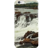 Iguazu Falls - Over the Edge 3 iPhone Case/Skin