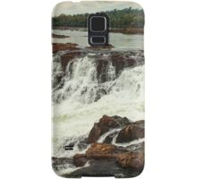 Iguazu Falls - Over the Edge 3 Samsung Galaxy Case/Skin