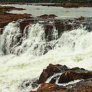 Iguazu Falls - Over the Edge 3 by photograham