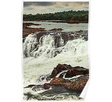 Iguazu Falls - Over the Edge 3 Poster