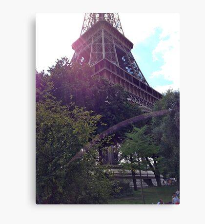 Tower. Canvas Print