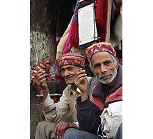 kullu style. india Photographic Print