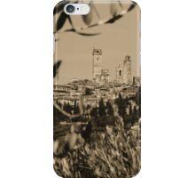 San Gimignano II iPhone Case/Skin