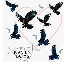 Raven Boys Photographic Print