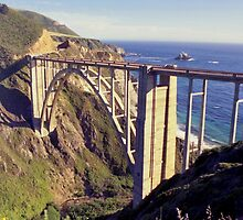 Bixby Bridge by John Schneider