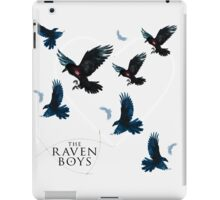 Raven Boys iPad Case/Skin