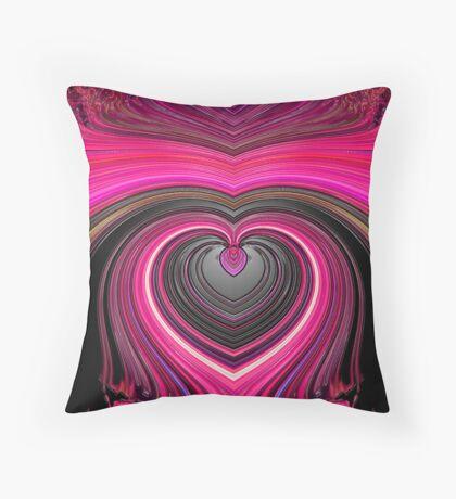 Power of Love Throw Pillow