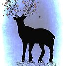 Earth Deer by Maddy Storm