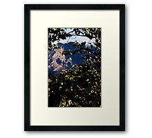 Ghost Rider Framed Print