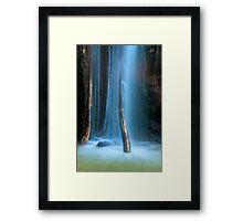 Obi Waters  Framed Print