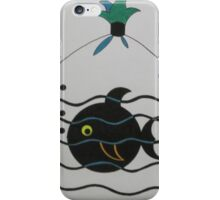Fishy Take-away iPhone Case/Skin