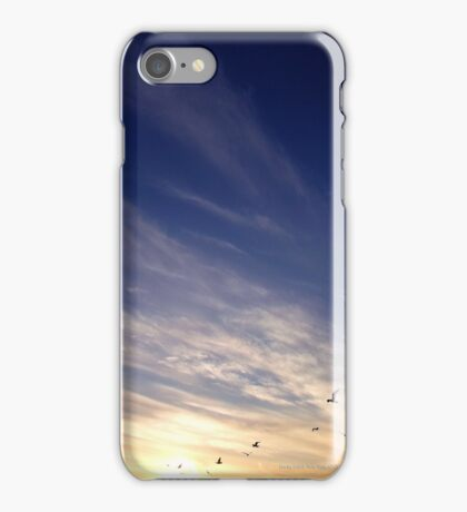 Sunset | Rocky Point, New York  iPhone Case/Skin