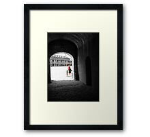 We Stand On Guard For Thee II Framed Print