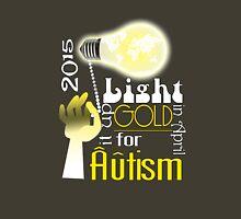 Light it up Gold 2015 Unisex T-Shirt