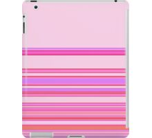 Pink Neon Ribbon iPad Case/Skin
