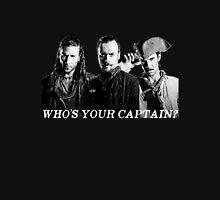 Who's Your Captain? Unisex T-Shirt