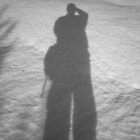 Self Portrait in Snow by DuaneVigue