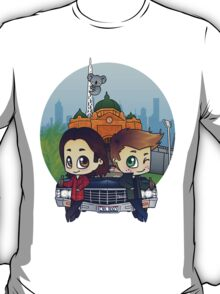 Winchesters in Melbourne T-Shirt