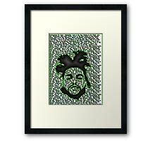 Weeknd'er Framed Print