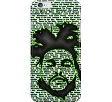 Weeknd'er iPhone Case/Skin