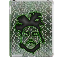 Weeknd'er iPad Case/Skin