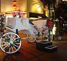 Valentine Carriage by Al Bourassa