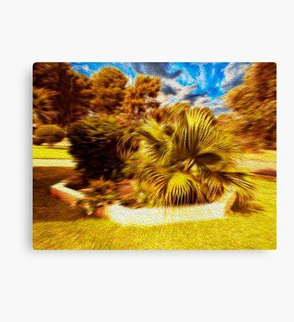 The Precious Gift of Autumn Canvas Print