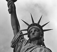 Raise High the Torch of Liberty by Jaymes Williams