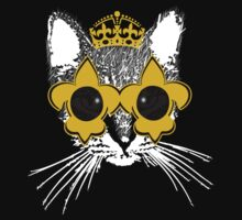 Black and Gold Pardi Animal (Without words) by StudioBlack