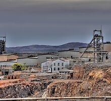 Mining Landscape by Rod Wilkinson