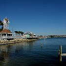 The Pier At Bradenton Beach by artisandelimage