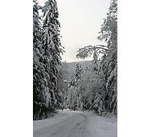 """Road To The Ridge"" Photographic Print"