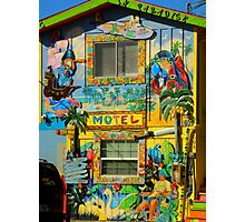 Motel In Paradise ~ Part Two Photographic Print