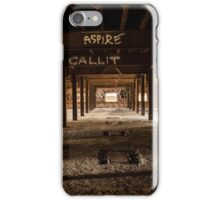 Abandoned Mittagong Malts  iPhone Case/Skin