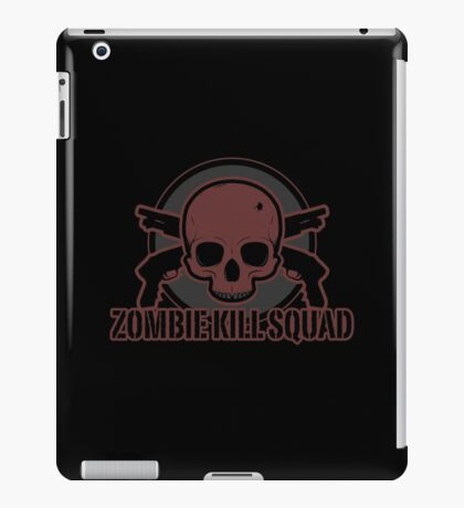Zombie Kill Squad iPad Case/Skin